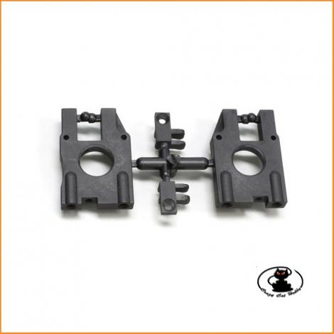 IF405 - supporto castelletto - differenziale centrale - Kyosho MP9 Mp10