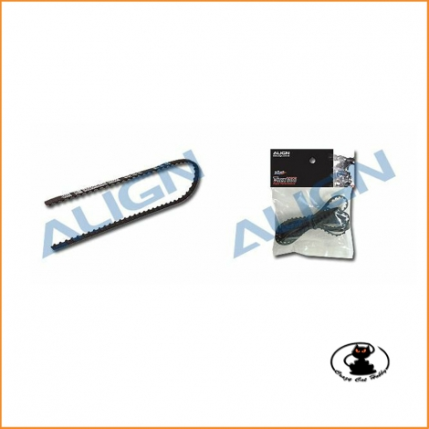 H60036 Tail drive belt- Align T Rex 600 - spare parts