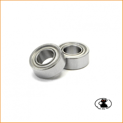 Ball bearing 5x10x4 mm for general use o for clutch bell