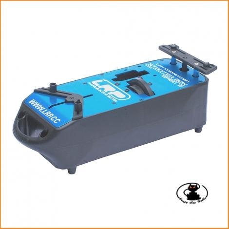 37101 Lrp Cassetta d'avviamento macchine rc scala 1:8 1:10 - spec 2 starter box