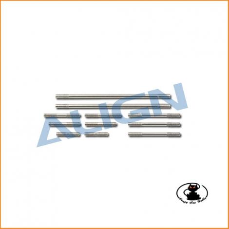 H60223 Align T Rex 600E PRO linkage rod set