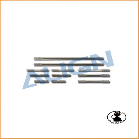 H60223 Align T Rex 600E PRO set tiranti