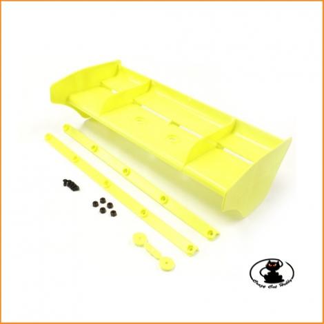 IF491KY Alettone giallo 1:8 Kyosho Inferno MP9/MP10