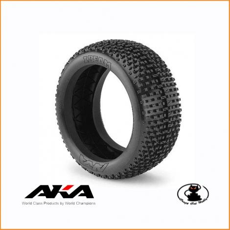 Gomme Aka 1:8 I-BEAM Soft Long Wear - bulk (1 pezzo - no inserto) AKA14001XX/T