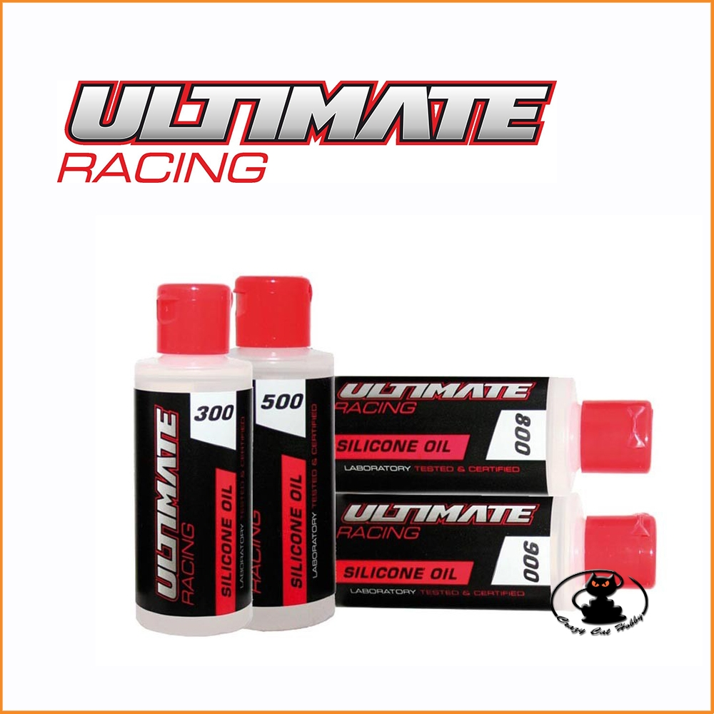 650 CPS Ultimate Silicone Shock Absorber Oil 60 ml - UR0765