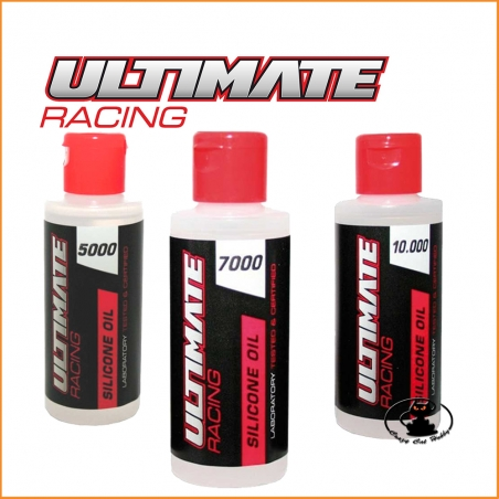 5000 CPS Ultimate Silicone Differential Oil 60ml UR0805