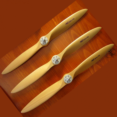 11180821 18x8 wooden propeller 2 blades Fiala brand