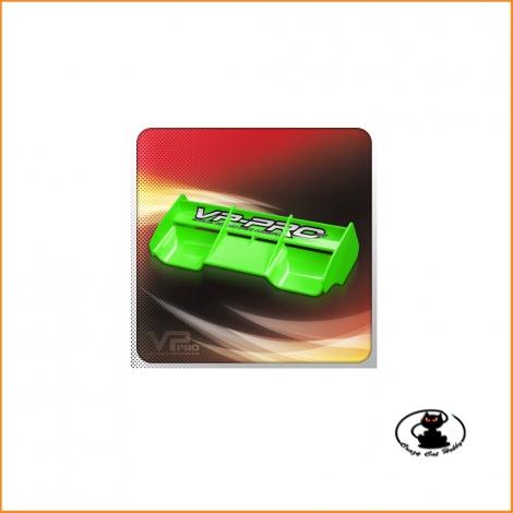 Alettone Verde Hi Down Force universale per buggy 1:8  VP PRO