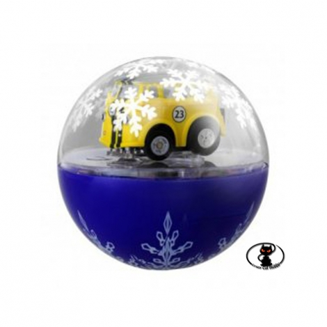 20150 Micro Rc Car ball Christmas tree blue Revell