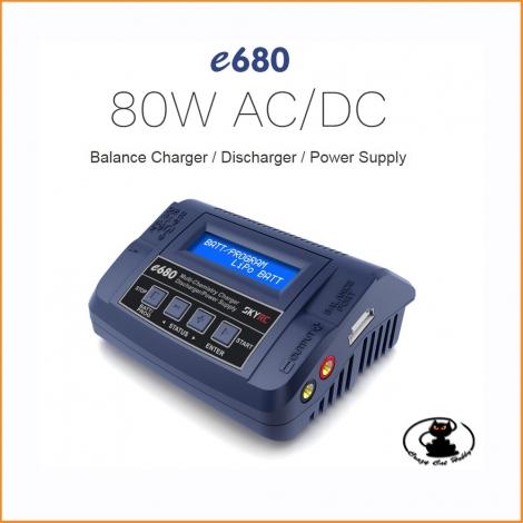 Caricabatterie 12-220 volt - 1/6S e680 Sky Rc  -SK100149