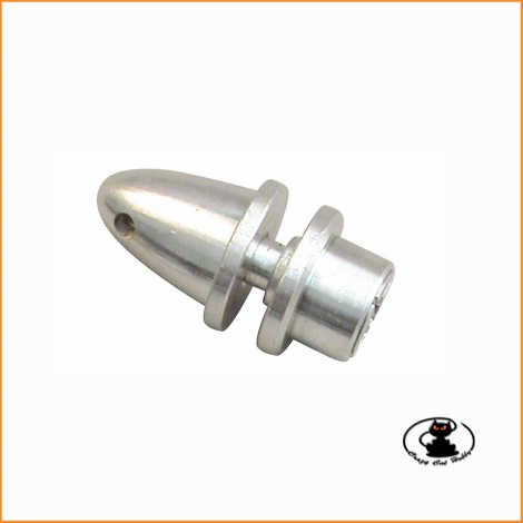 propeller adaptor shaft 3,2 mm - M8 - Multiplex 332235