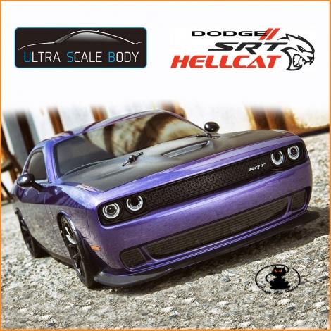 Dodge Challenger SRT Hellcat 1:10 RTR - Kyosho 34415T1B