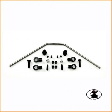 barra stabilizzatrice posteriore per Kyosho NEO - MP7.5 - GT2 e altri modelli