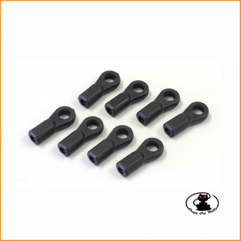 97052 6.8 mm ball end  M4 - Kyosho Mp9e  Evo - NEO - Foxx - MP 777