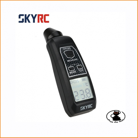 Digital infrared thermometer SkyRc ITP380 - SK-500016-01
