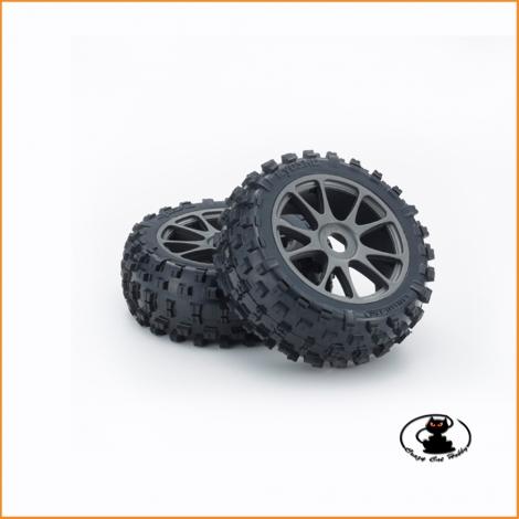 Kyosho KC cross wheels