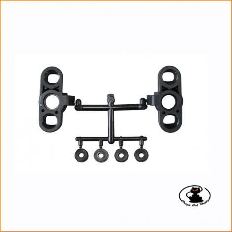 Barilotti anteriori Mugen MBX8/7R/MGT7 - E2146