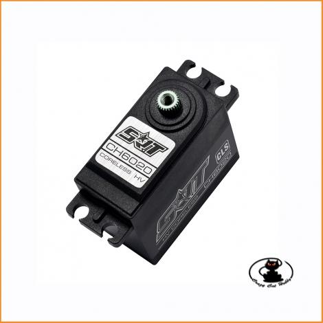 Servo digitale coreless  20 kg CH6020 SRT RC Racing  8.4v HV