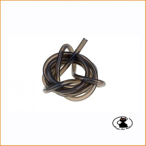 Tubo miscela silicone grigio fumè - Mugen B0413