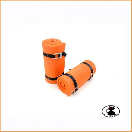 1:10 sleeping pad orange ( 2 pieces ) Absima 2320087
