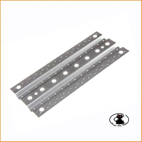 Aluminum Sand Plate 1:10 scale - Absima 2320063