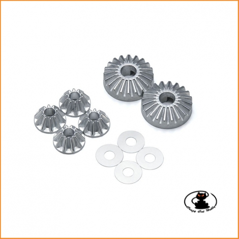Differential gears Set Kyosho Inferno Neo 3 - MP 7.5 - IF 402