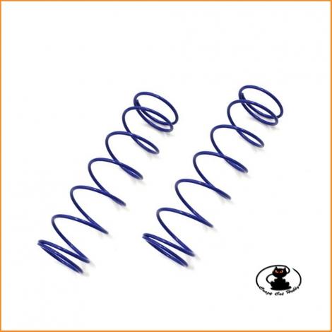 Molle big shock 8x1.5 (81mm) blu Kyosho IFW607-815