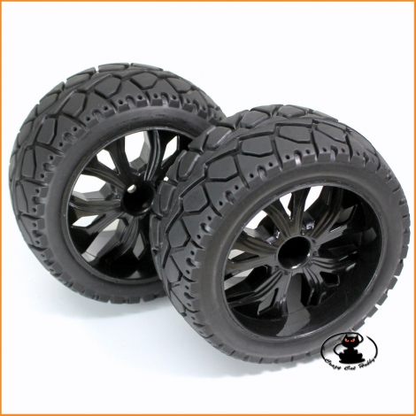 Ruote stradali larghe monster truck - truggy 1:10 Absima 2500014