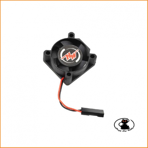 HOBBYWING FAN MP3010SH 30x30x10  BLK - HW86080080