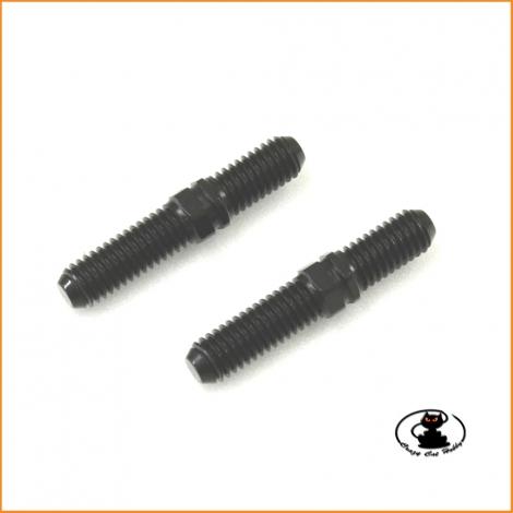 Tenditori Anteriore braccetto superiore MP7.5/MP9/Neo - Kyosho IF286
