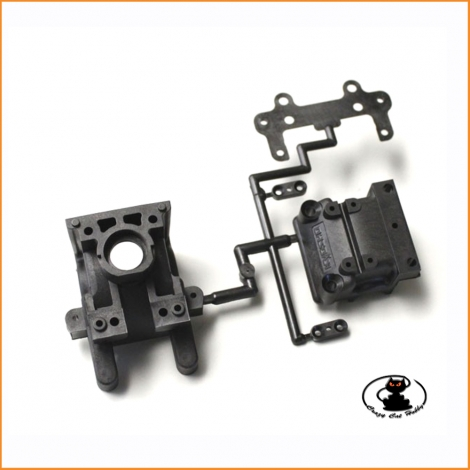 Cassa differenziale Kyosho Inferno Neo 3/2 MP777/7.5 - st/st -rr evo - IF284