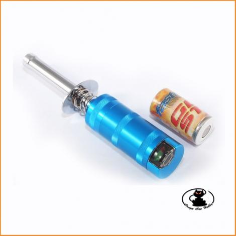 Fast51 aluminum metered glow plug starter - Fastrax