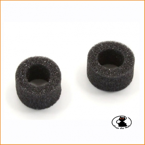 IF475 Servo Saver Adjust Sponge (2pcs) Kyosho MP9 MP10 GT3