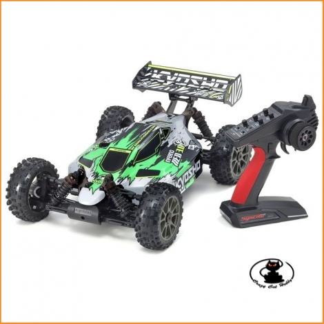 Kyosho Inferno NEO 3.0 VE verde - 34108T1B- 1:8 buggy RTR