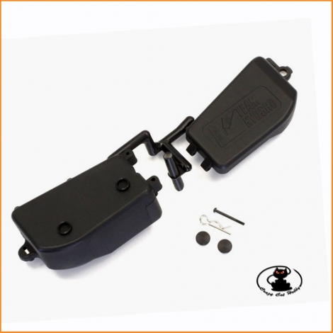 IF478 receiver battery box Kyosho MP9 MP10