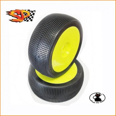 Sp Racing MICROPIN SS tires preglued (1 pair) SP09310MRM