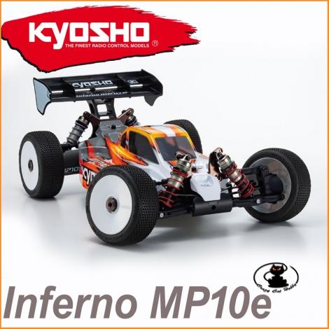 Kyosho MP10e kit buggy 1:8 elettrico competizione 34110B