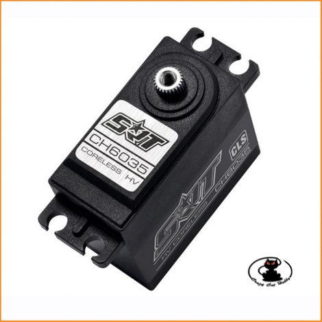 Servo Digitale Coreless HV 35 kg CH6035 SRT 6-8.4v