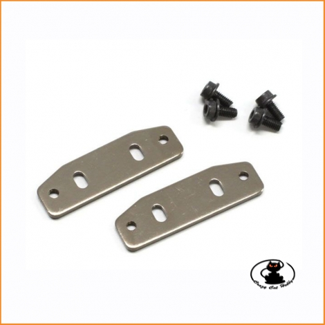 IF431  Engine mount plate Kyosho Inferno MP9