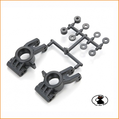 IF422B Rear Hub Carrier Kyosho Inferno Mp9