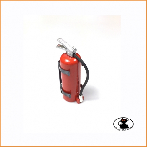 Fire Extinguisher with Holder 1:10 scale - Absima 2320077