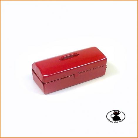 Cassetta porta attrezzi realizzata in metallo per scaler scala 1:10 - Absima 2320096