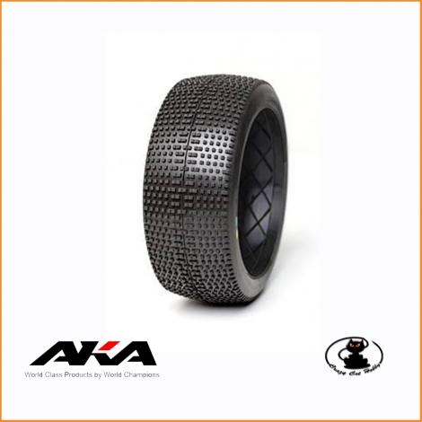 Gomme Aka 1:8 P-One (P1) Soft Long Wear - bulk (1 pezzo - no inserto) 14021XXT