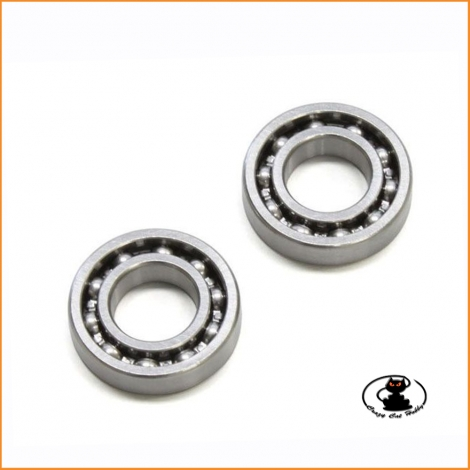 BRG012O Ball bearing 8x16x4 mm - 2 piece - High Quality made in Japan Original Kyosho