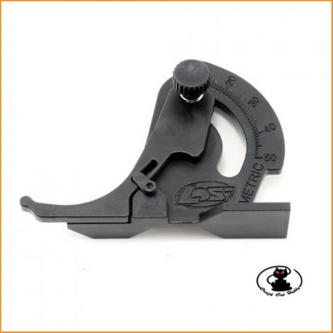 Regolatore Altezza da terra Buggy 1/8 - 10-50 mm LOSA99173