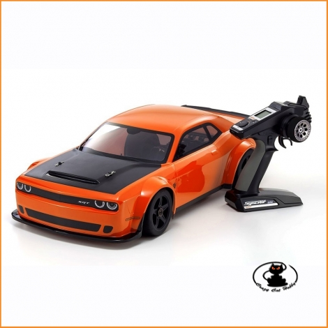 KYOSHO INFERNO GT2 RACE SPECS DODGE CHALLENGER SRT DEMON (KT331-KE25SP) 33018B