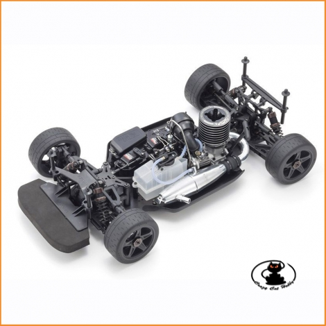 KYOSHO INFERNO GT2 RACE SPECS DODGE CHALLENGER SRT (KT331P-KE25SP) 33018
