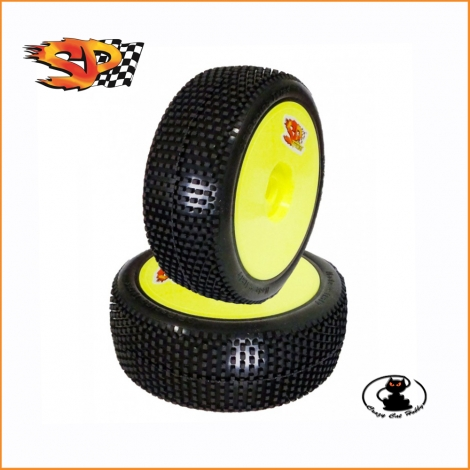 Gomme Sp Racing Ricky SS incollate ( 1 coppia ) SP09210MRM