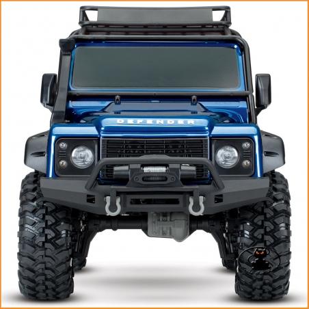 TRX4 Defender Land Rover Crawler Scaler - 1:10 Blu - Traxxas - TXX82056-4