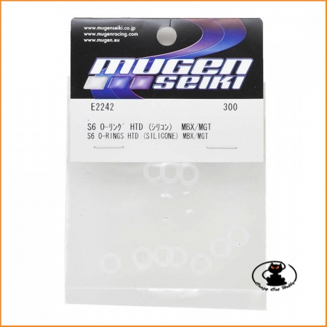 E2242 O-Ring S6 High Traction (HT) Mugen MBX7 MBX7R MBX8